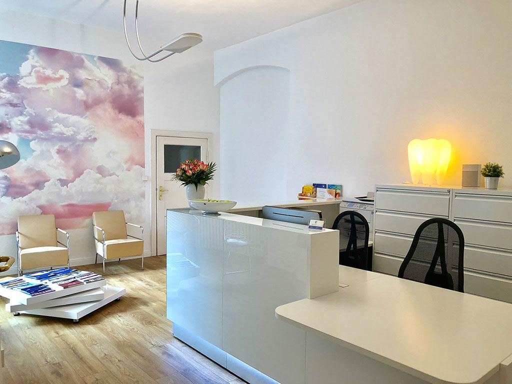 Zahnarztpraxis Berlin Moabit Anmeldung